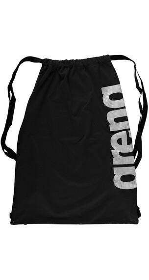 arena Fast Mesh Sports Bag black team